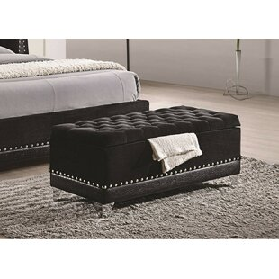 Lembo Upholstered Storage Bench