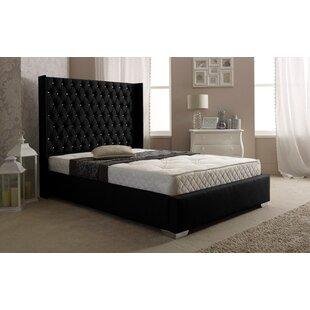 Review Fuller Upholstered Bed Frame