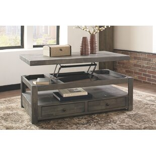 Lars Lift Top Coffee Table Gracie Oaks