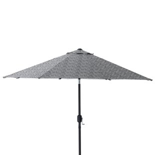 Red Barrel Studio Jauregui Patio 9' Market Umbrella