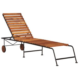 Bailes Reclining Sun Lounger By Sol 72 Outdoor