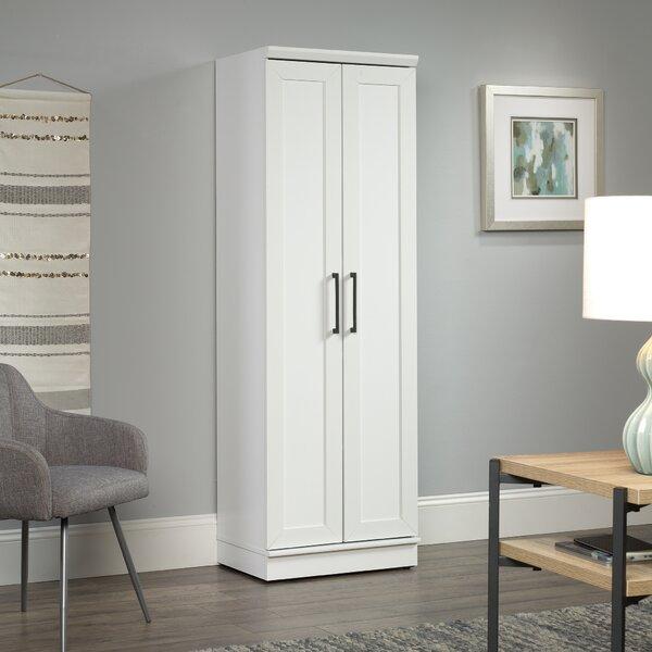 Tall Wooden Storage Cabinet Wayfair