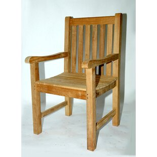 Annagrove Teak Patio Dining Chair