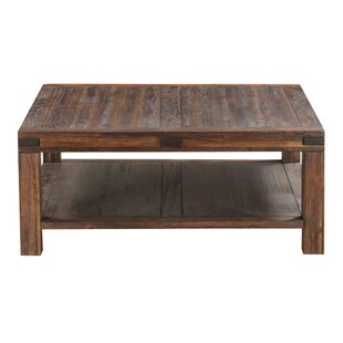 Ono Acacia Wood Coffee Table by Williston Forge