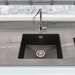 Black Undermount Sink | Wayfair.co.uk