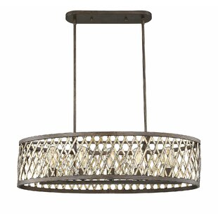 Millwood Pines Anakin 5-Light Drum Chandelier
