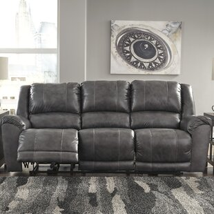 Waterloo Leather Reclining Sofa