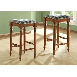 Mckinley 2 Piece Bar Stool Set August Grove
