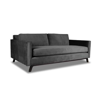 Marceau Plush Deep Sofa