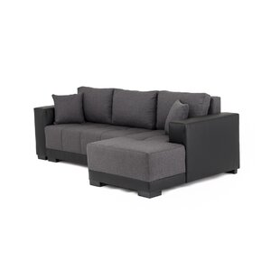 Korbin Sleeper Corner Sofa By Mercury Row
