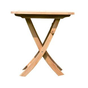 Whitt Folding Teak Picnic Table By JanKurtz
