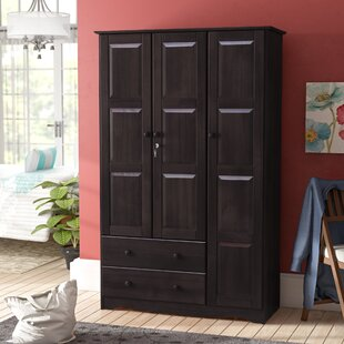 Primm Grand 3 Door Armoire by Winston Porter
