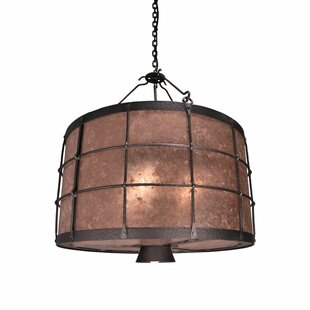 Steel Partners Ferron Forge 3-Light Pendant