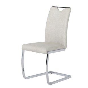 Sawin Upholstered Dining Chair (Set of 4) Orren Ellis