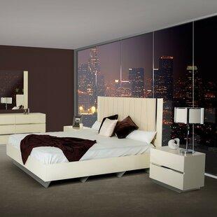 Orren Ellis Decastro King Platform Bedroom Set (Set of 2)