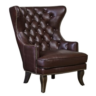 Merrill Wingback Chair by Canora Grey