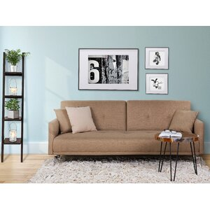 3-Sitzer Schlafsofa Carrow von Home Loft Concept
