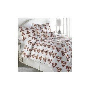 Bannruod Emoji Comforter Set