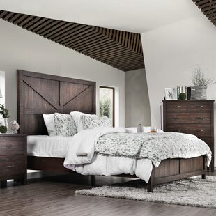 Mcmillon Panel Configurable Bedroom Set