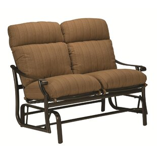 Tropitone Montreux Loveseat with Cushions