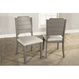 Kinsey Dining Chair (Set of 2) Rosecliff Heights