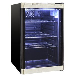 Glass Door 2.4 cu. ft. Beverage Center