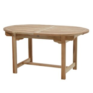 Louisiana ECO Dining Table By PlossCoGmbH