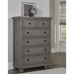 Darby Home Co Chardon 5 Drawer Chest