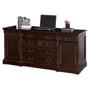 Martin Home Furnishings Mt. View Office Credenza Desk
