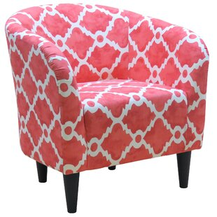 Compare & Buy Abadou Barrel Chair By Bungalow Rose