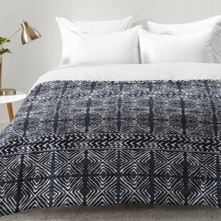 East Urban Home Stars Above at Midnight Comforter Set