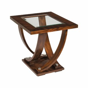 Deanna End Table by Longshore Tides