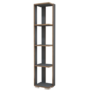 Gebhart Modern Geometric Bookcase by Ebern Designs