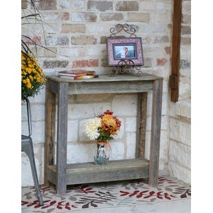 Beyer 30 Console Table by August Grove