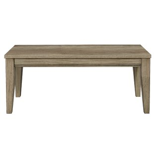 Gracie Oaks Loggins Wood Bench