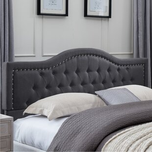 Crosby King Upholstered Bed by Darby Home Co