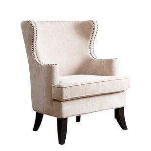 Burnard Wingback Chair by Willa Arlo Interiors