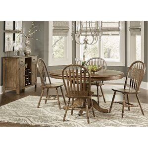 Nancee 5 Piece Dining Set by Ophelia & Co.