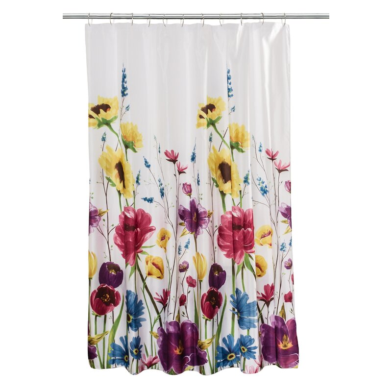 Home & Garden Cheap Sale 3d Water Lily Art 9 Shower Curtain Waterproof Fiber Bathroom Windows Toilet Home & Garden