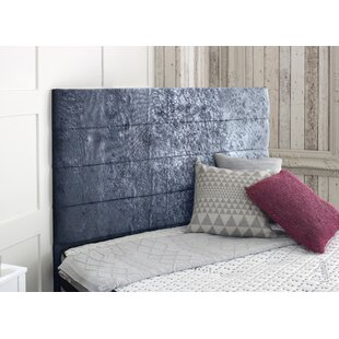Salmon Upholstered Headboard By Rosdorf Park