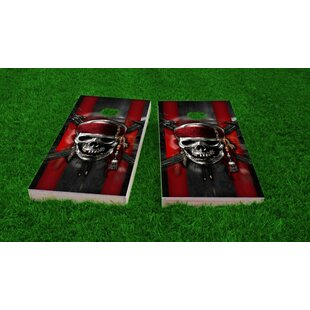 Custom Cornhole Boards Pirate Theme Cornhole Game Set