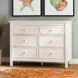 Lares 6 Drawer Dresser by Mistana