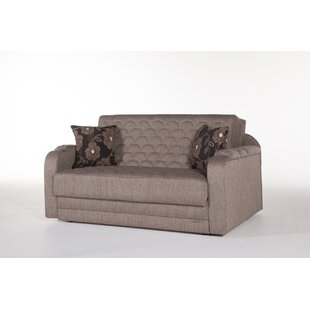 Online Reviews Gorrell Sleeper Loveseat by Latitude Run Reviews (2019) & Buyer's Guide
