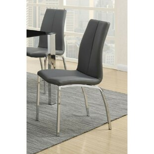 Orren Ellis Papagni Contemporary Upholstered Dining Chair (Set of 2)