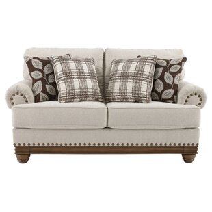 Guttenberg Loveseat by Darby Home Co