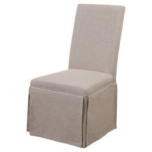 Lamb Upholstered Dining Chair (Set of 2)