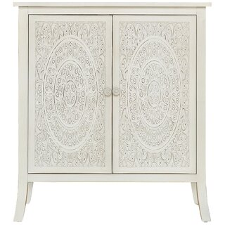 Whitt 2 Door Accent Cabinet by Bungalow Rose SKU:DD286994 Details