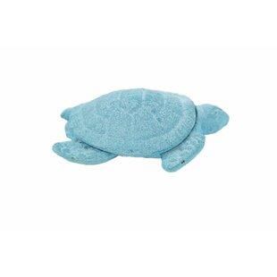 Bay Isle Home Sklar Cast Iron Decorative Turtle Paperweight