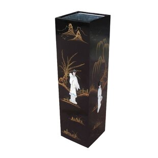 Mother Of Pearl Umbrella Stand By World Menagerie