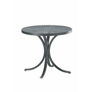 La'Stratta Metal Dining Table by Tropitone